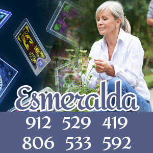 Vidente Tarot Esmeralda