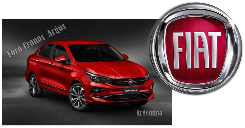 Fiat Cronos Argos Argentina