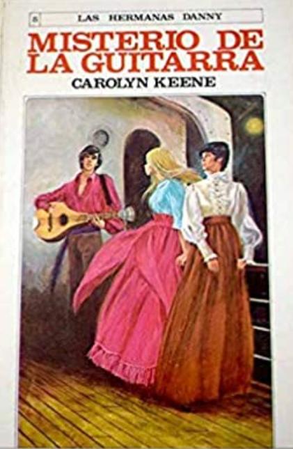 Les soeurs Parker en espagnol - Couvertures 5_mist10