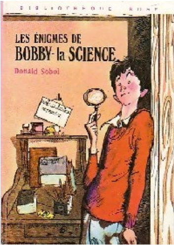 Bobby-la-Science de Donald J. Sobol (série très célèbre aux États-Unis publiée chez Hachette) Bobby_11