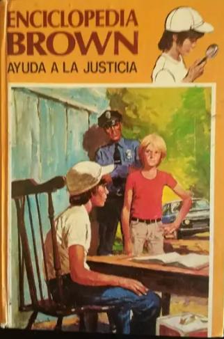 Bobby-la-Science de Donald J. Sobol (série très célèbre aux États-Unis publiée chez Hachette) Encicl11