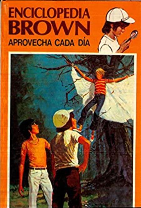 Bobby-la-Science de Donald J. Sobol (série très célèbre aux États-Unis publiée chez Hachette) Encicl15