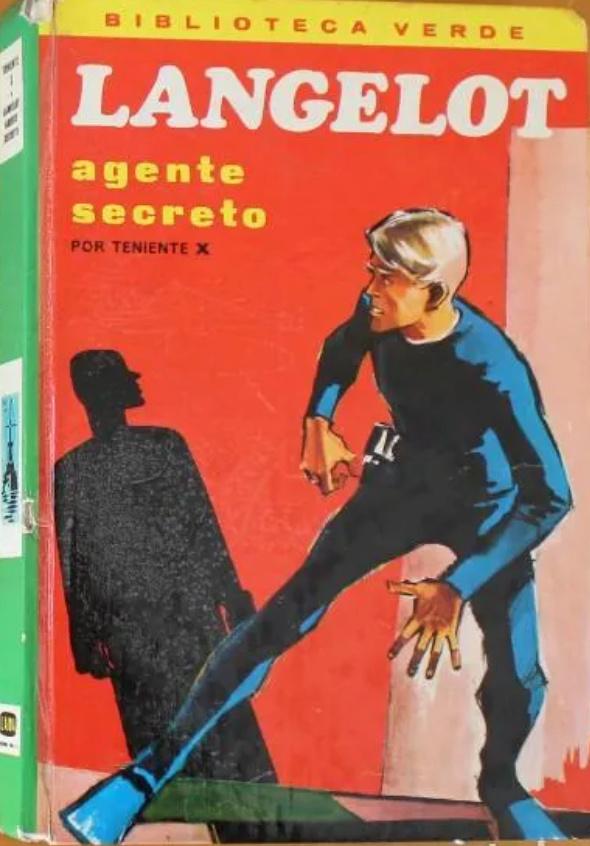 Langelot et les couvertures espagnoles Screen30
