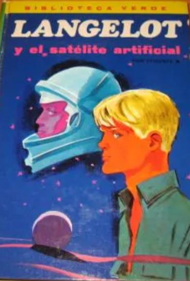 Langelot et les couvertures espagnoles Screen52