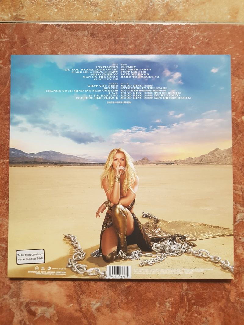 "Britney Spears >> single ""Swiming In The Stars""  - Página 13 20201216"