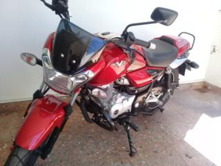 Nueva Moto Bajav110