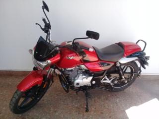 Consejos primera moto Bajav126