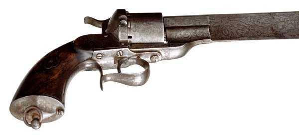 Couteau Revolver Dumonthier 11373310