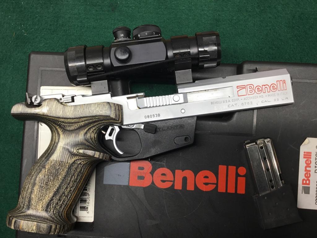 Sold! For Sale: Benelli MP 95E Atlanta. Price drop! Sold! F70a3f10