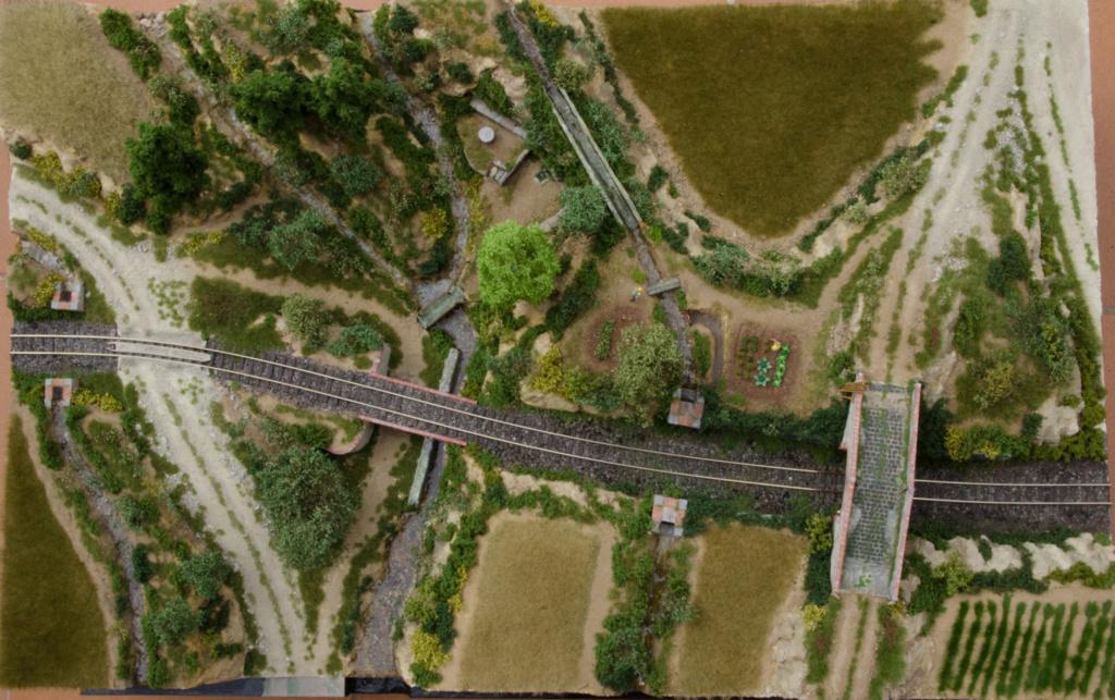 Maqueta del tren d'olot H0m - Página 5 111