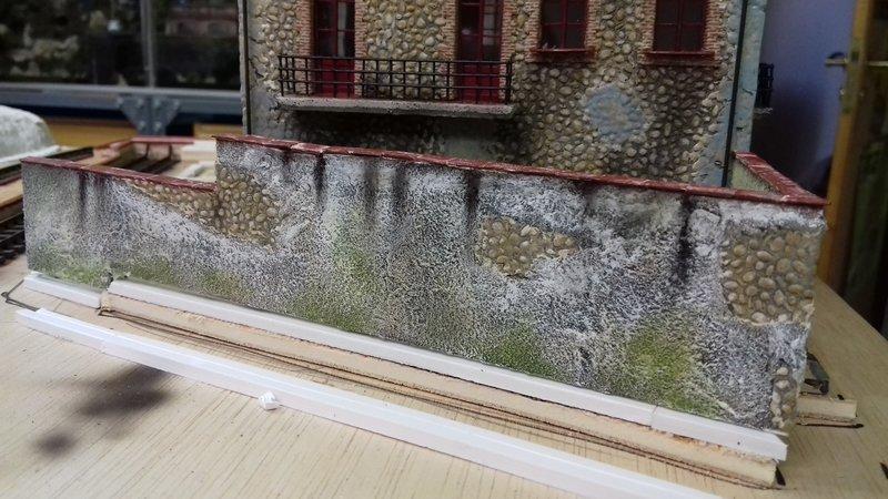 Maqueta del tren d'olot H0m - Página 2 20181012