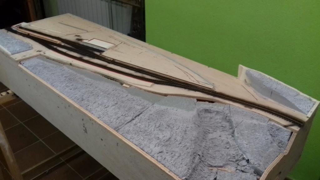 Maqueta del tren d'olot H0m - Página 2 3710