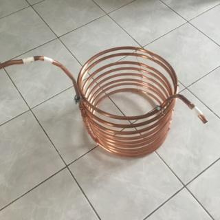 Refroidisseur serpentin cuivre Img_0710