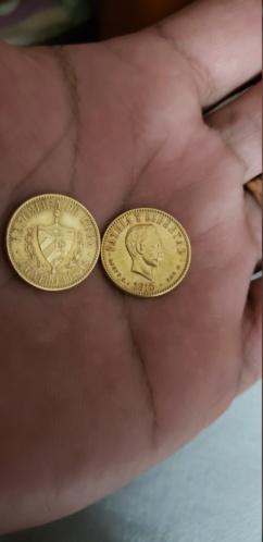 4 pesos de Cuba difícil de encontrar 20190114