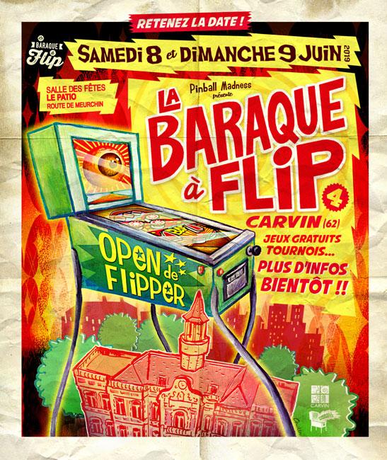 "Salon ""LA BARAQUE A FLIP"" 8 & 9 juin 2019 à CARVIN Preaff10"