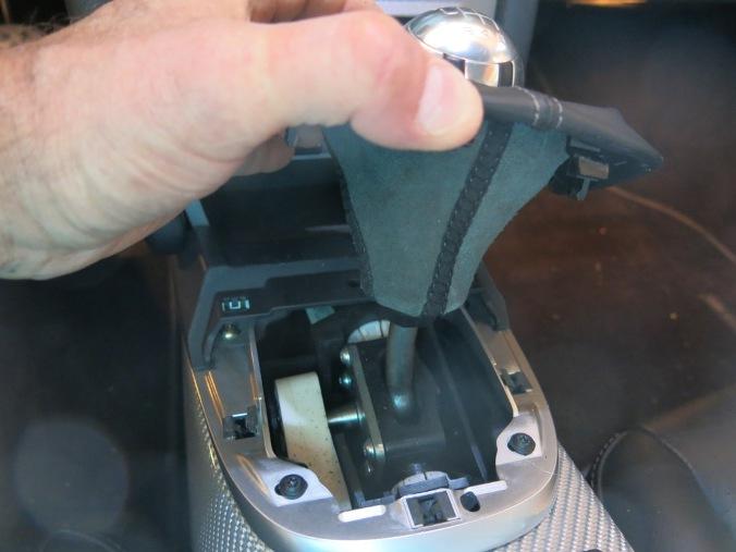 Rpl des câbles de transmission de boîte de vitesses - 997 C2S 214