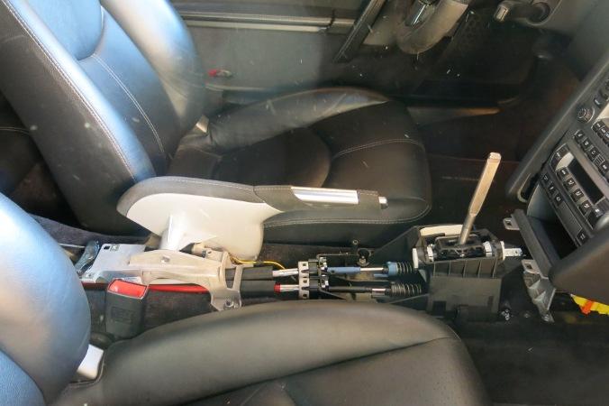 Rpl des câbles de transmission de boîte de vitesses - 997 C2S 3410