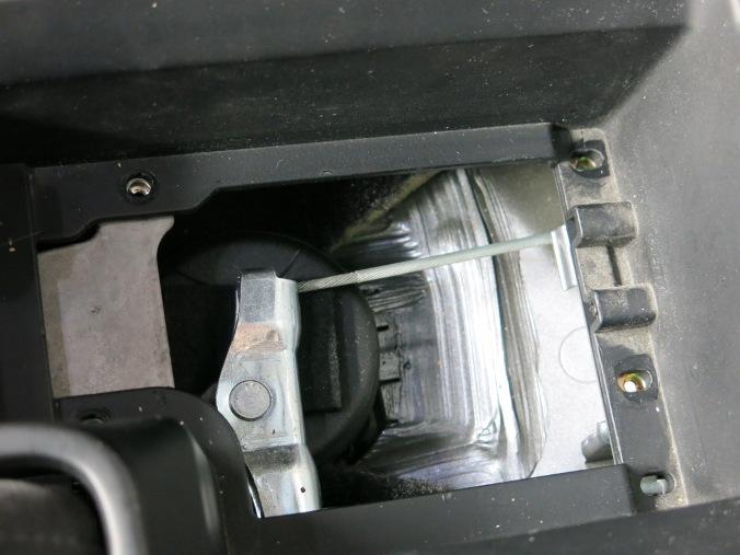 Rpl des câbles de transmission de boîte de vitesses - 997 C2S 911