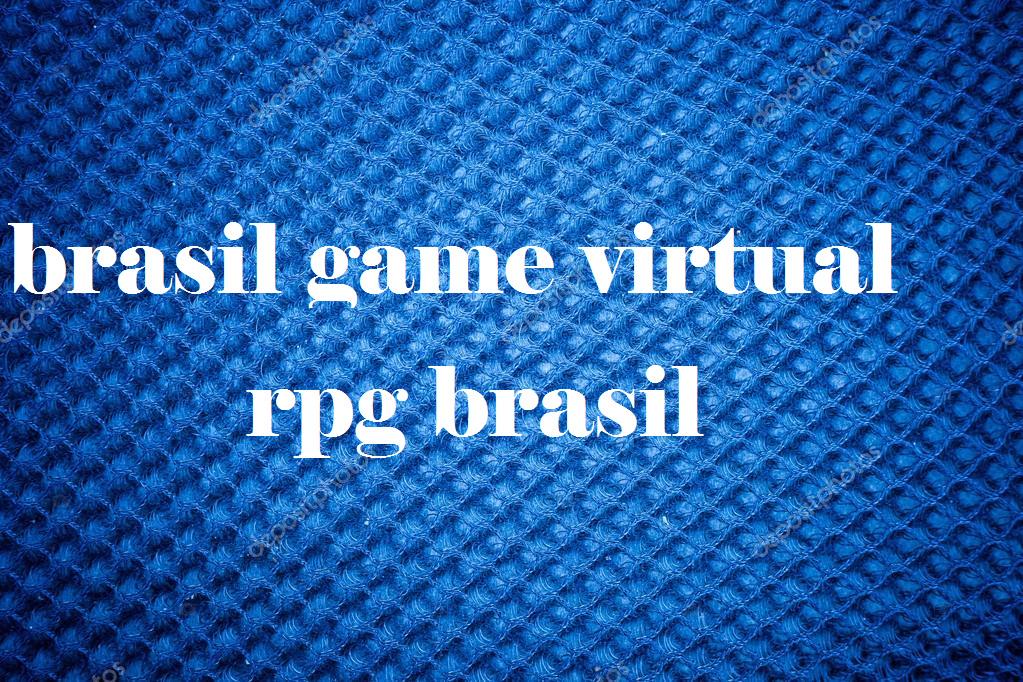 Brasil Game Virtual RPG 2019