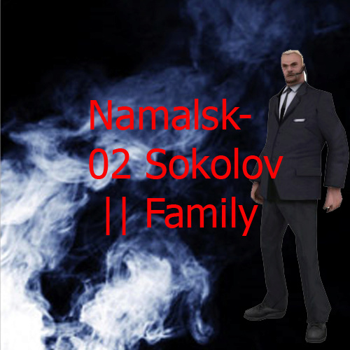 NRP-02 Forum Sokolov || Family