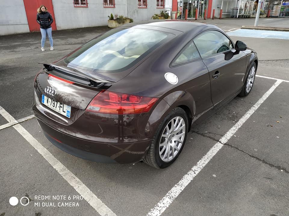 Achat Audi TT Occasion Audi_t12