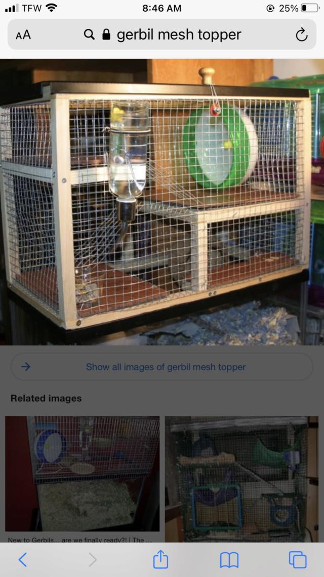 Cage upgrade ideas 5a851610