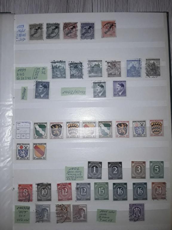 Brauche dringend hilfe bei meiner Briefmarken Sammelung 20190316