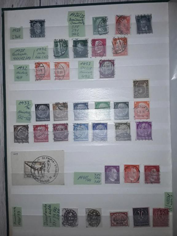 Brauche dringend hilfe bei meiner Briefmarken Sammelung 20190317