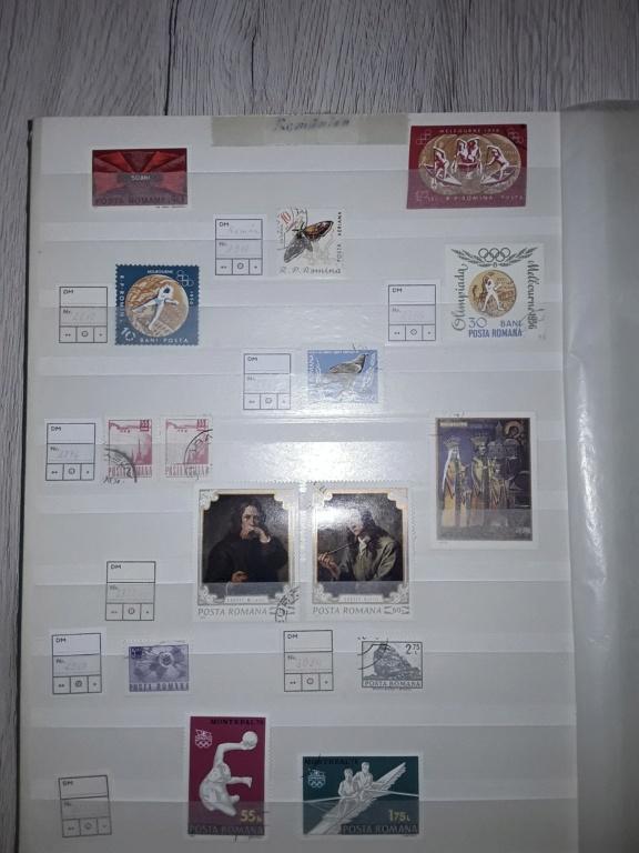 Brauche dringend hilfe bei meiner Briefmarken Sammelung 20190326