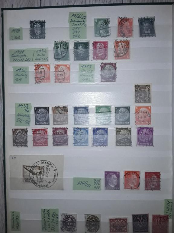 Brauche dringend hilfe bei meiner Briefmarken Sammelung 20190329