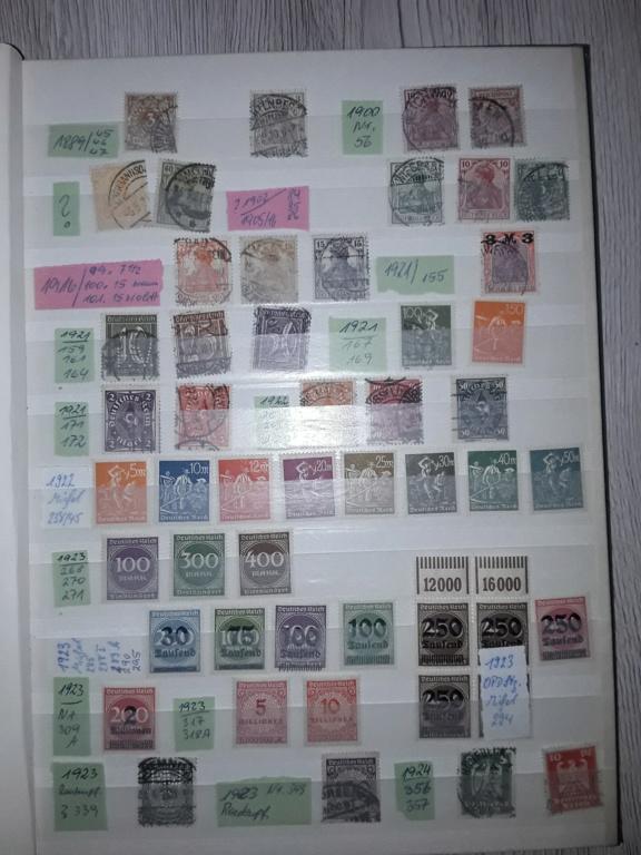 Brauche dringend hilfe bei meiner Briefmarken Sammelung 20190330