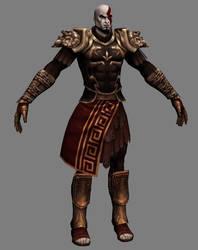 mod para leon de kratos de gow 2 por favor Kratos12