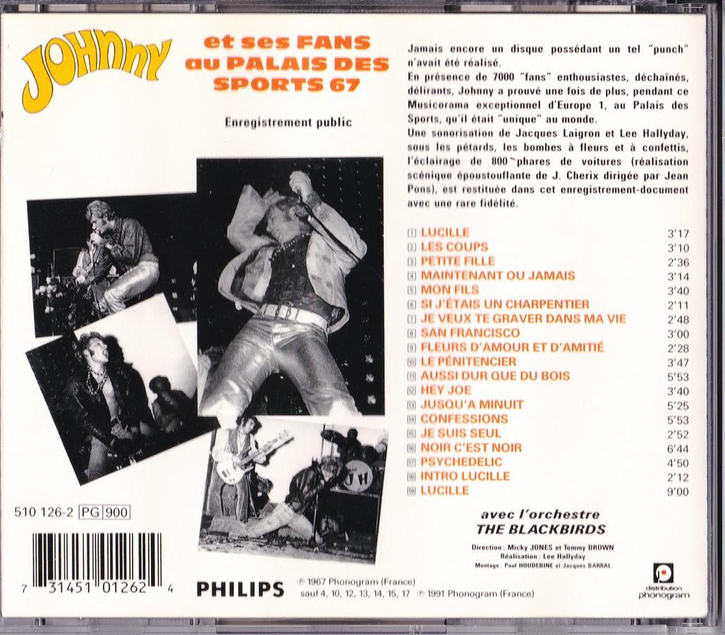Les lives de Johnny - Page 5 1967_p11
