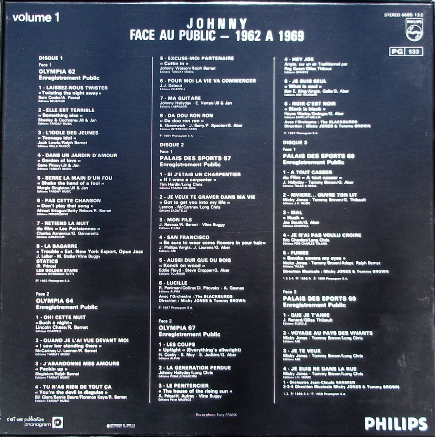 Face au public 1962 - 1969 ( 1980 ) 1980_f18