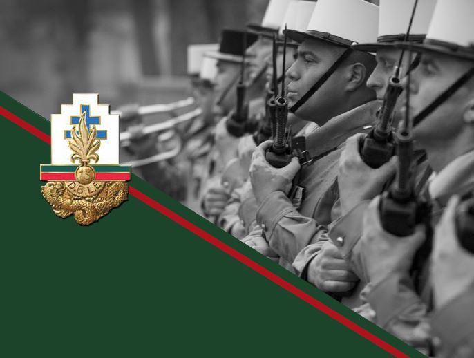 13e demi-brigade de Légion étrangère Legion10