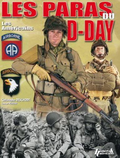 Livre, les Paras du D-DAY Paras10