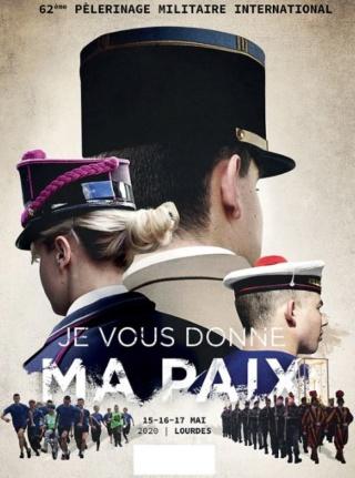 62° Pèlerinage Militaire International Du 15/05/2020 au 17/05/2020 Uyt10
