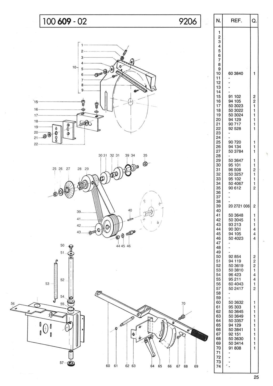 modification poulie moteur Kity 609A Eclatz12