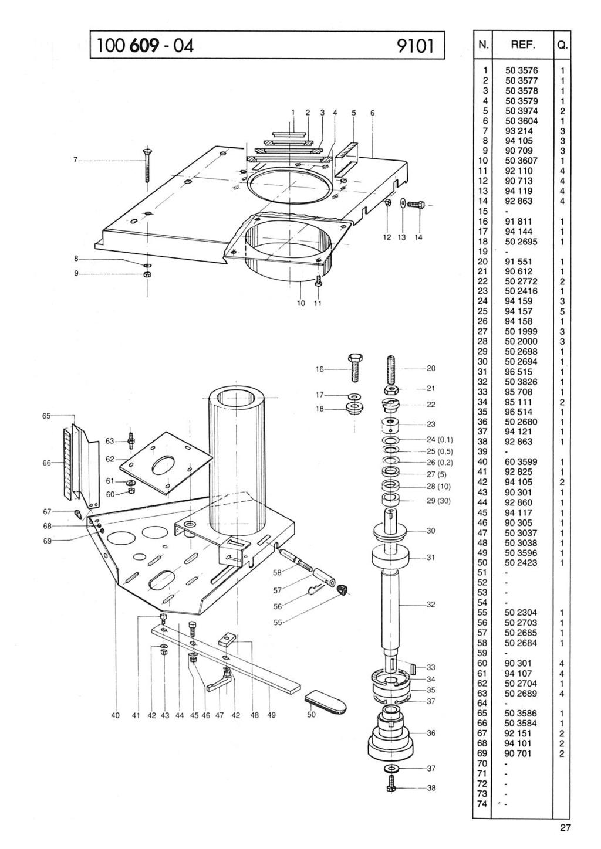 modification poulie moteur Kity 609A Eclatz13