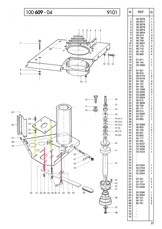 modification poulie moteur Kity 609A Eclatz14