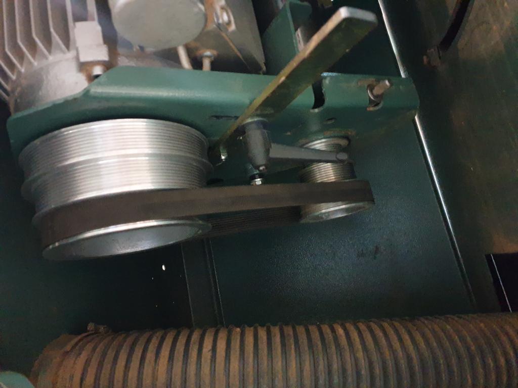 modification poulie moteur Kity 609A Fini10
