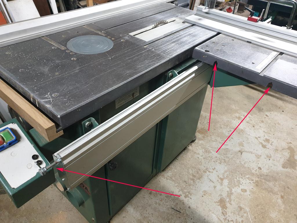 amelioration tablette sur toupie sci kity 609A Genera10