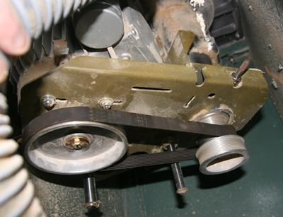 modification poulie moteur Kity 609A Moteur11