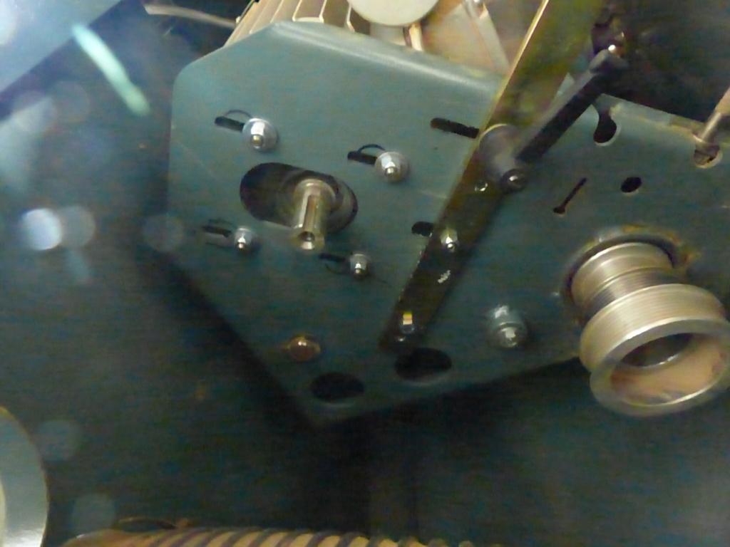 modification poulie moteur Kity 609A P1030314