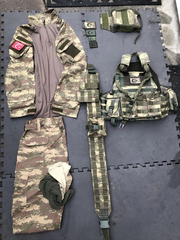 Turkish Army Combat Set D9e85910