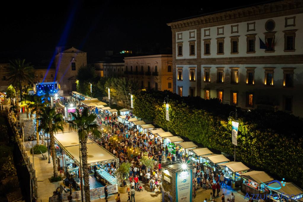 Azzurro Food - La Cucina al Centro del Mediterraneo - Sciacca (AG) - 8.11 Agosto Panora10