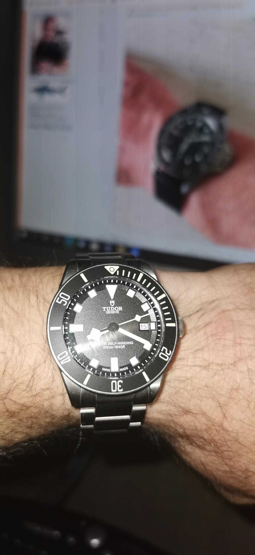 La montre du vendredi, le TGIF watch! - Page 5 Img_2370