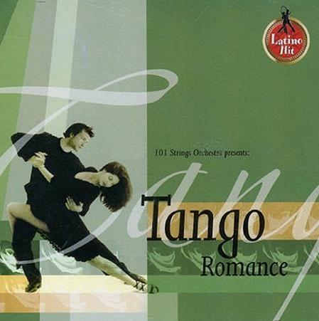 101 Strings - Tango Romance Cover11