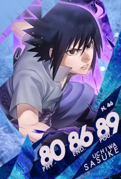 Battle of the Multiverse, jeu de cartes sur les animes Sasuke11