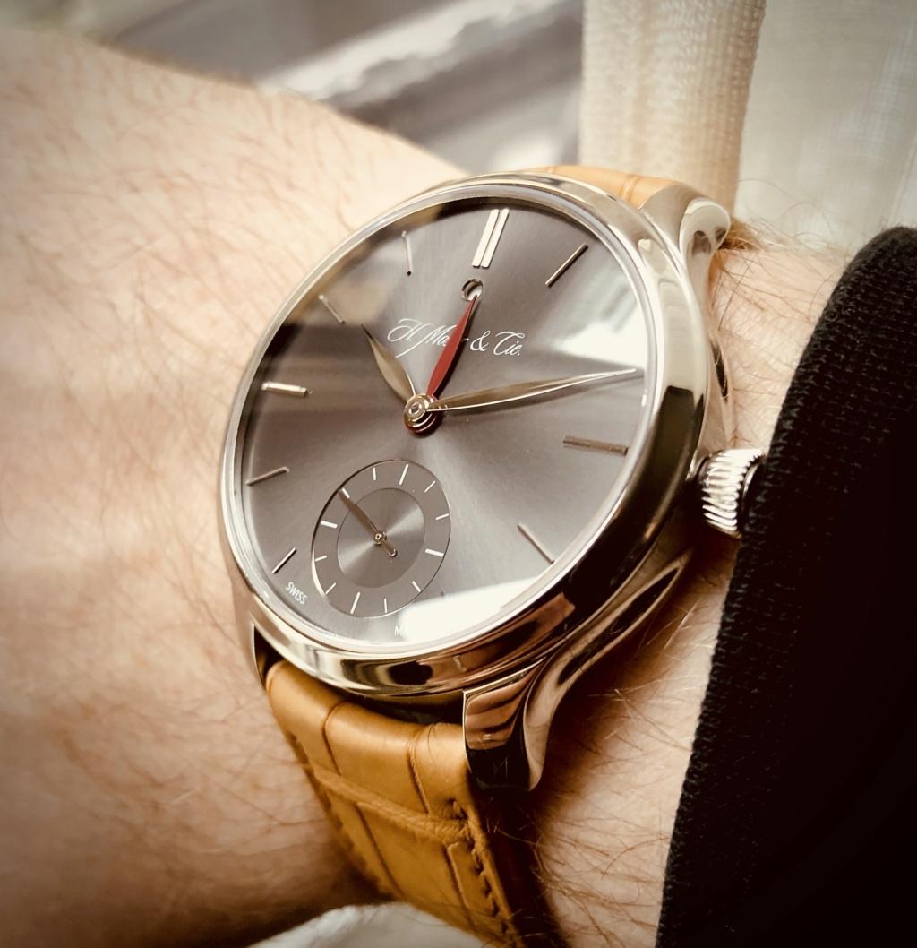 Feu de vos Dual Time - GMT - Worldtimer - tome II 44b3a210
